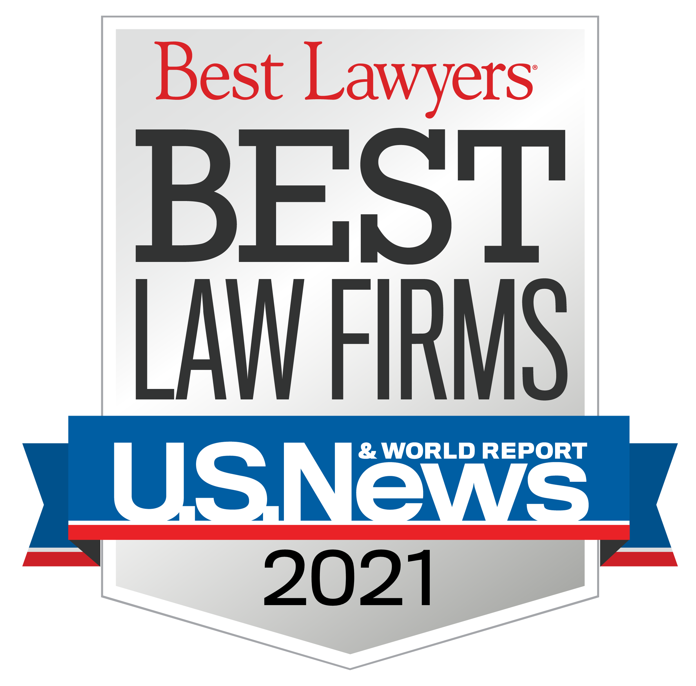 Best Law Firms - Standard Badge