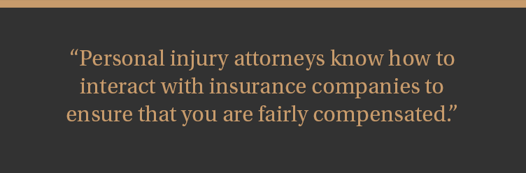Milwaukee personal injury lawyers and insurance companies