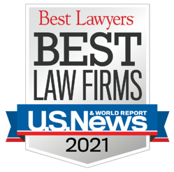 Best Law Firm awarded badge to Murphy & Prachthauser serving Milwaukee, WI, Waukesha, WI, West Bend, WI.