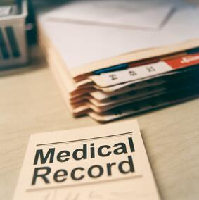 Essential evidence of a medical record