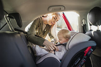 Wisconsin Car Seat Safety Laws