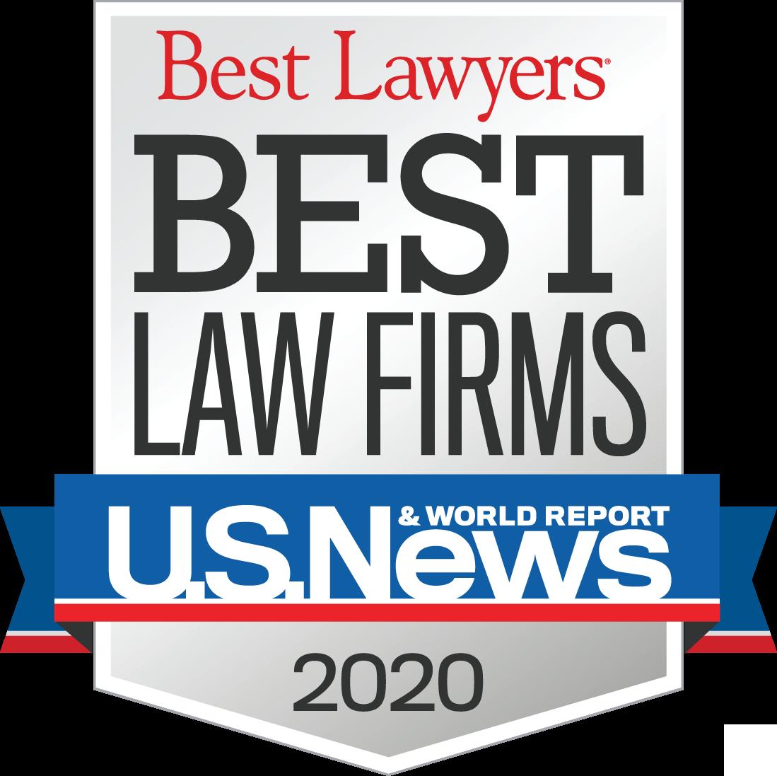 Best Lawyers Best Law Firms 2020