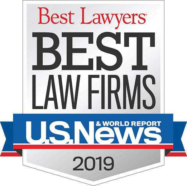 2019 Best Law Firms - US News