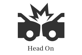 Head On Car Accident