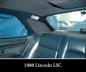 1988-Lincoln-LSC